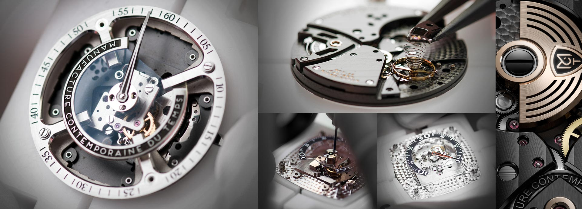 MCT Watches - Manufacture