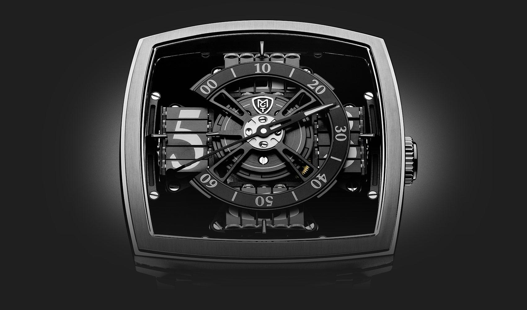 MCT Watches | Manufacture Contemporaine du Temps