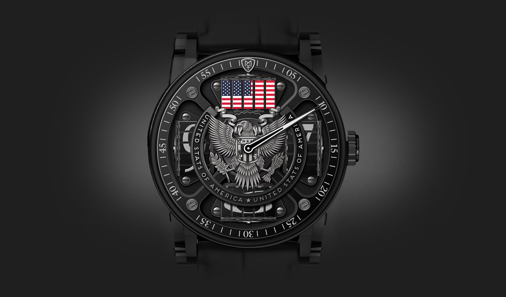 MCT - Exceptional Pieces - Sequential Two S200 American Eagle