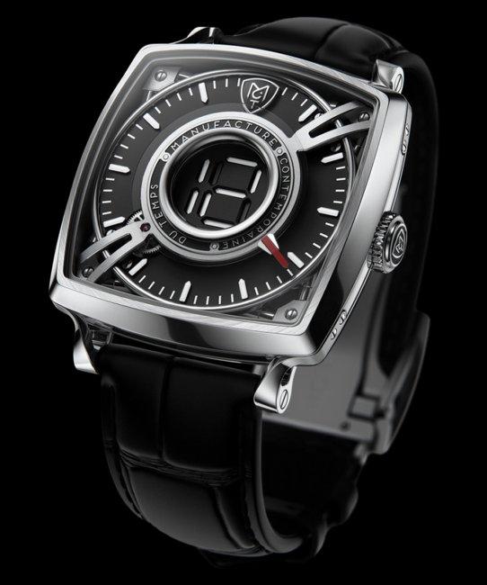 MCT Watches - Dōdekal One - D110 Titanium