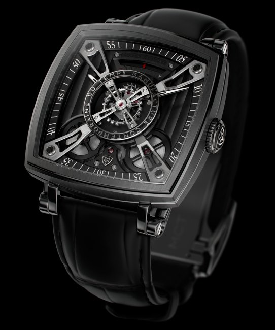 MCT Watches - Frequential One F110 Anthracite