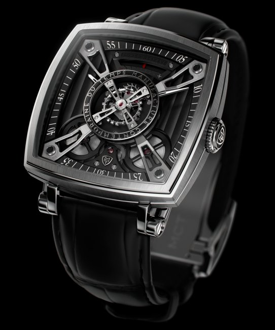 MCT Watches - Frequential One F110 Titanium