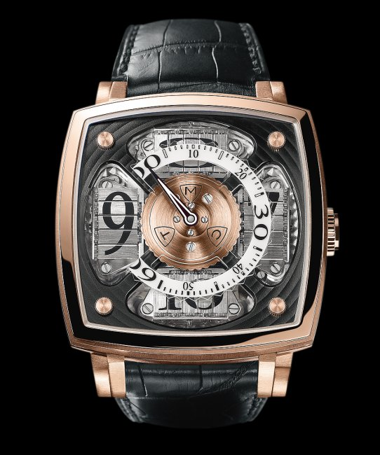 MCT Watches - Sequential One S100 Pink Gold