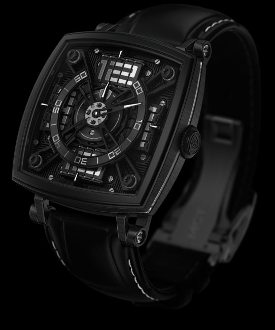 MCT Watches - Sequential One S110 - Black