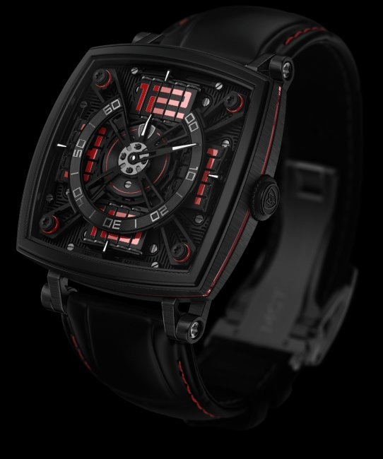 MCT Watches - Sequential One S110 - Red