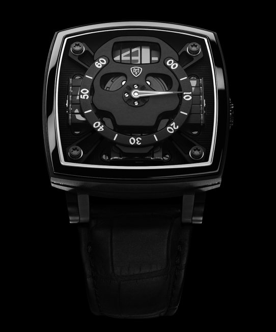 MCT - Exceptional Pieces - Sequential One S110 Skull