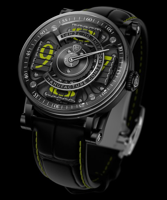 MCT Watches - Sequential Two S200 - Lemon Green