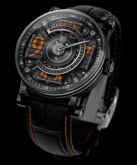 MCT Watches - Sequential Two S200 - Orange