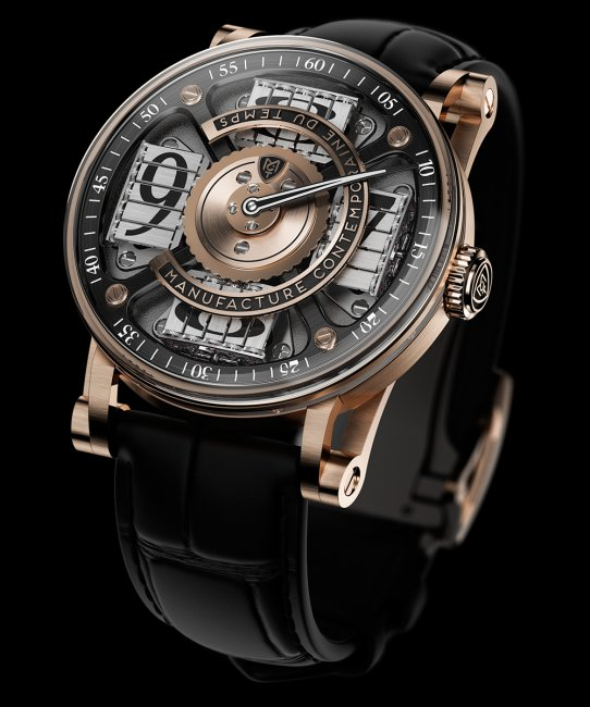 MCT Watches - Sequential Two S200 - Pink Gold