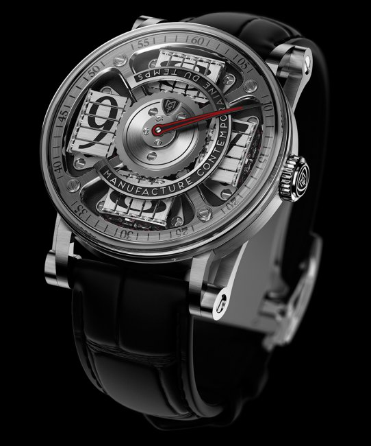 MCT Watches - Sequential Two S200 - White Gold