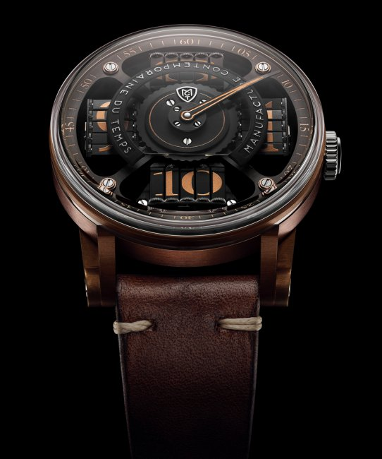 MCT Watches - Sequential Two S220 - Bronze