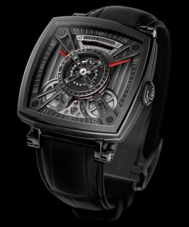 MCT Watches - Frequential One F110 Red