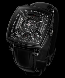 MCT Watches - Frequential One F110 Black