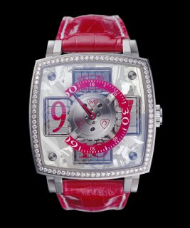 MCT Watches - Main de Maître - Sparkle