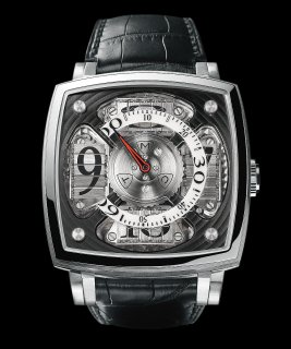 MCT Watches - Sequential One S100 White Gold