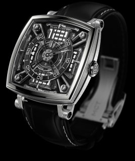 MCT Watches - Sequential One S110 - Anthracite
