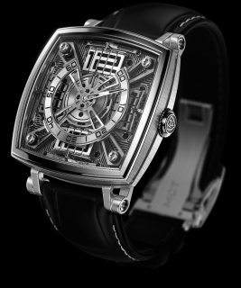 MCT Watches - Sequential One S110 - Titanium