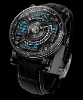 MCT Watches - Sequential Two S200 - Blue